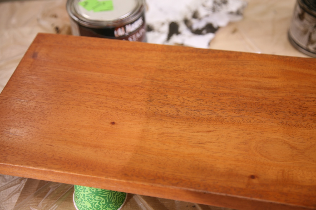 3 More Easy Amp Exquisite Finishes For Mahogany Woodworking