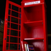 London Call Box by Philip Rupprecht