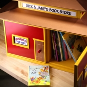 Dick & Jane's Book Store by Dick & Jane Selleck
