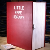 Little Free Library Big Book by Joe Tripodi