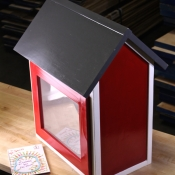 Little Free Library by Don Krug
