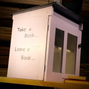 Little Free Library by Jason McNamara