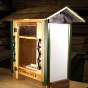 Little Free Library by Suzanne Jordan
