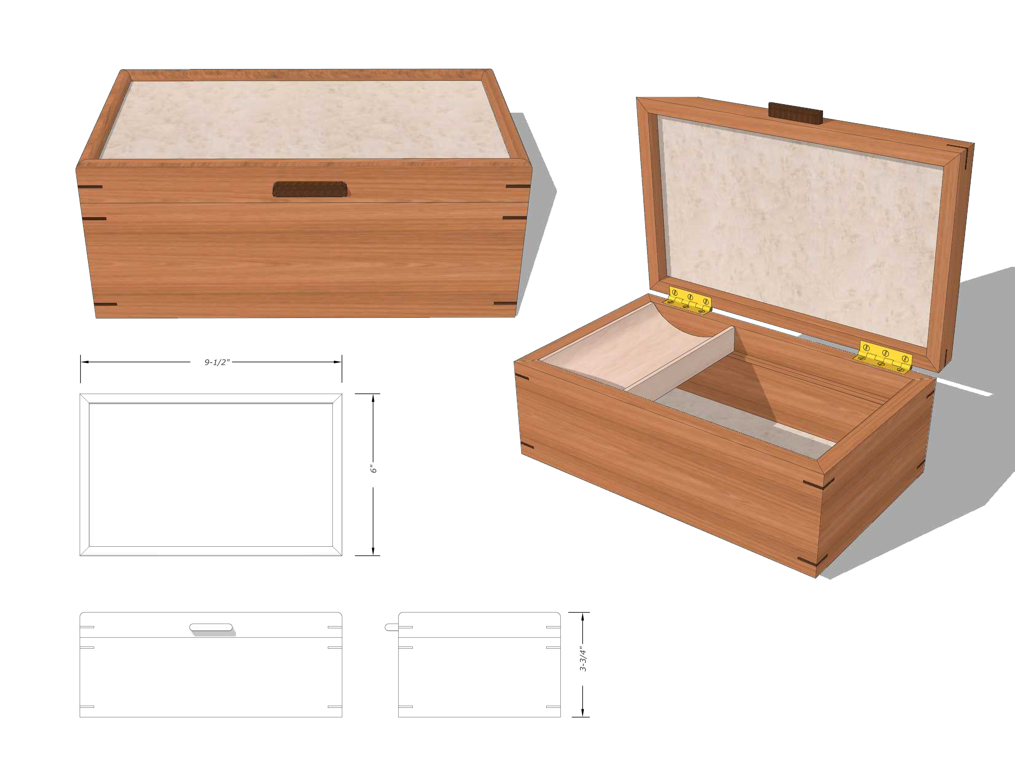 Woodworking Class Build a Jewelry Box Woodworkers Source Blog