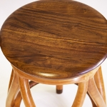 walnut-stool-seat