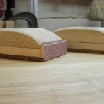 Brilliant!  A handy homemade sanding block