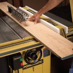Beauty and Braun: The Powermatic Model 66 is not only a gorgeous saw but it performed at the top