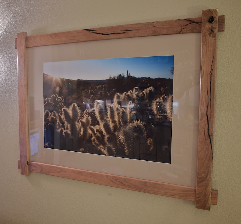 Woodworking Project: Making a Mesquite Picture Frame – Woodworkers ...