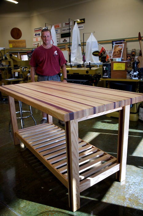 Making Cutting Boards With Exotic Tropical Woods Woodworkers Source Blog