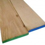 Left board: unselected hard maple; right board selected white maple