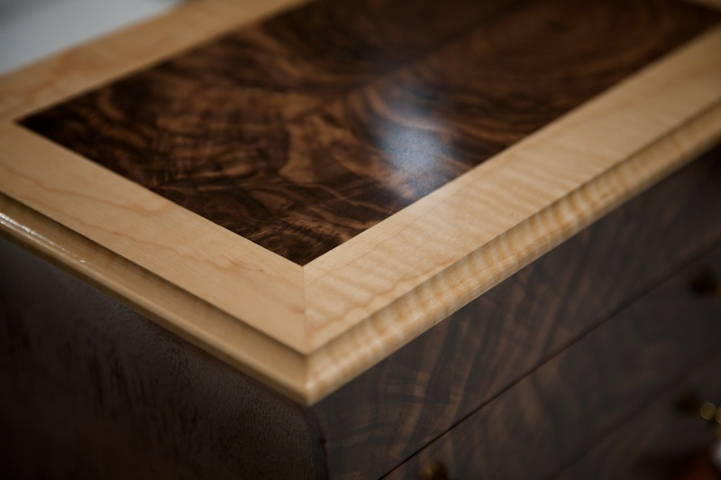 Az Association Of Fine Woodworkers Prove Their Mettle With A Box