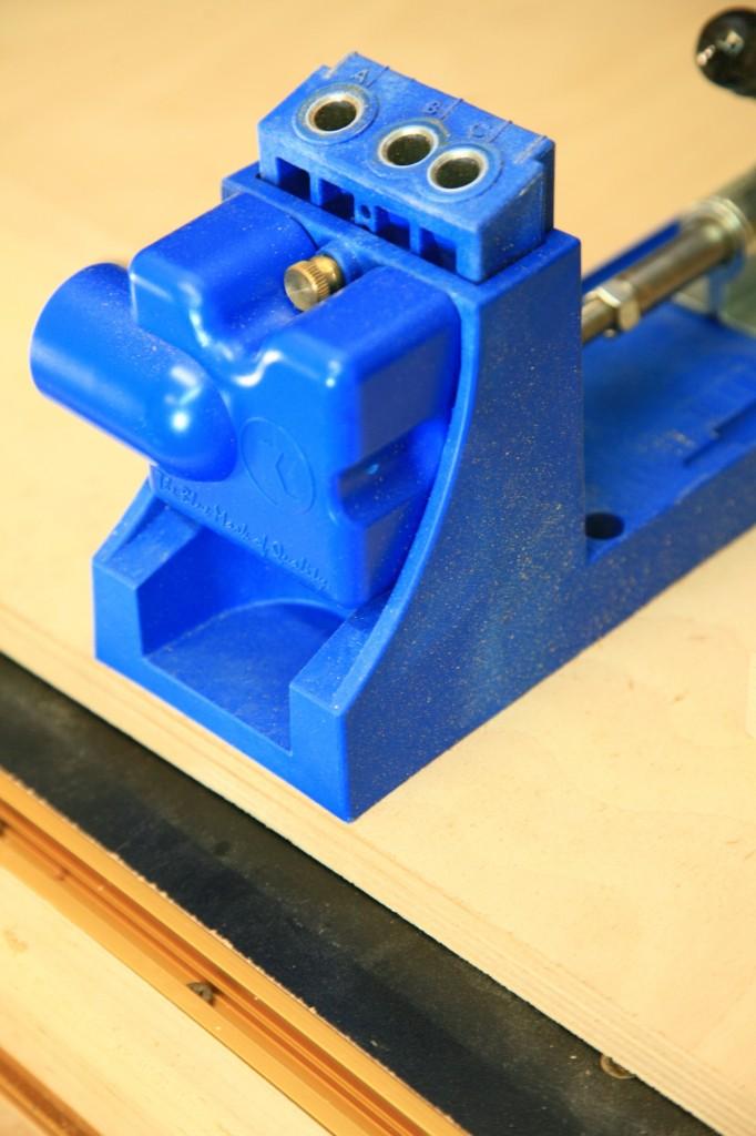 A Handy Mount For A Kreg Jig Woodworkers Source Blog