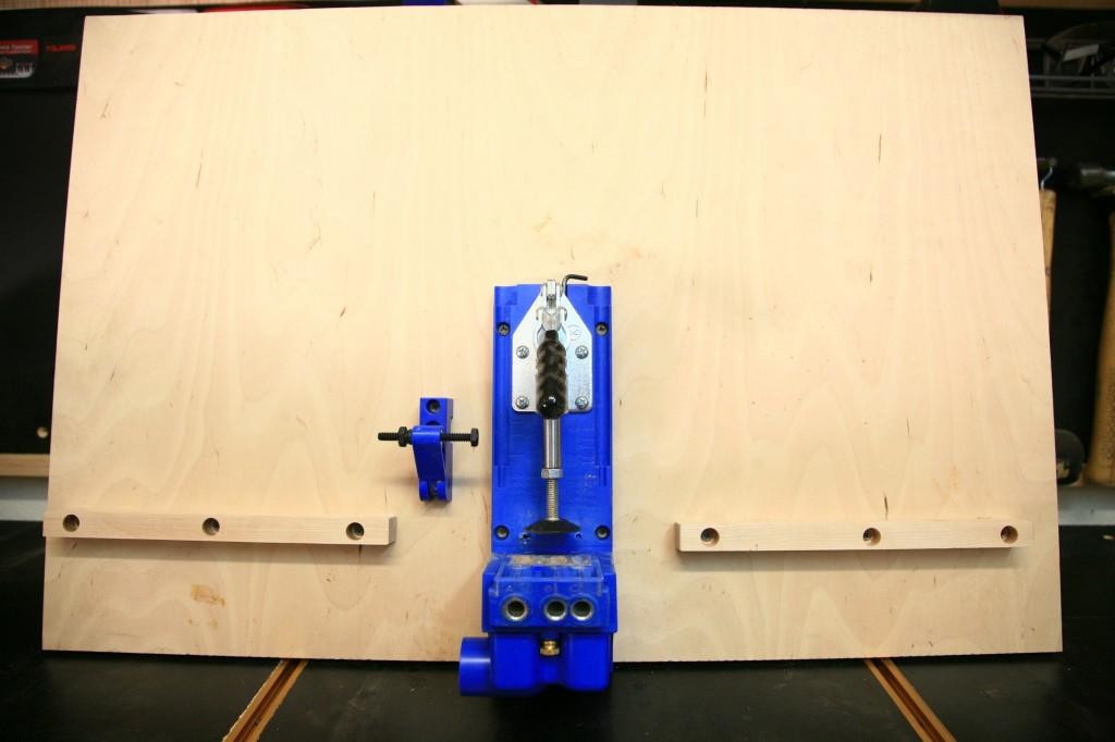 A Handy Mount for a Kreg Jig – Woodworkers Source Blog