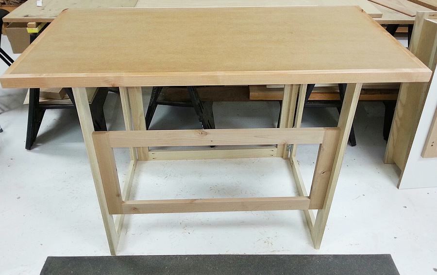 How To Build A Folding Workshop Table With 3 Tops Router Table