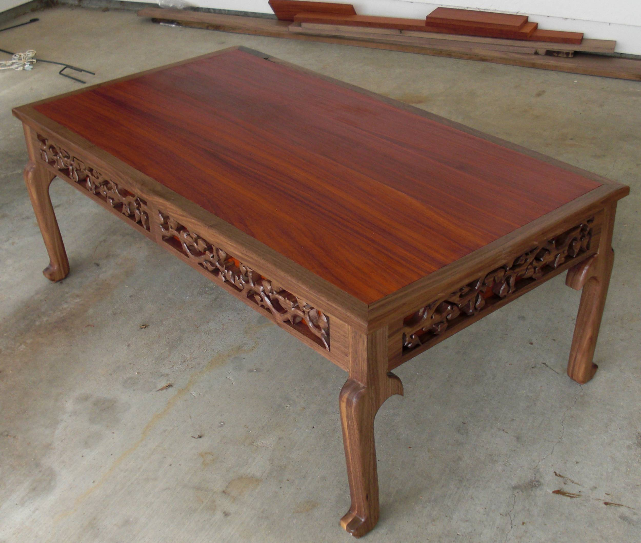 Fine Woodworking Contest Build a Small Table for a Chance to Win
