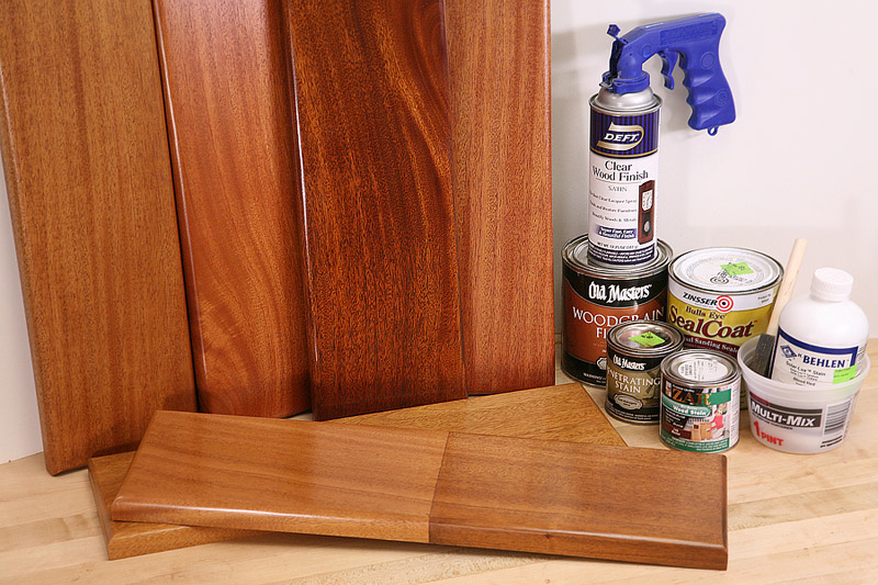 How To Finish Mahogany: 3 Great Tips For Finishing Your Woodworking Projects