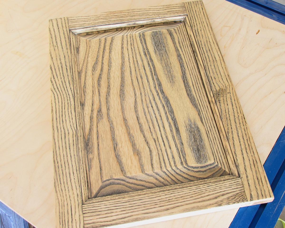 Easy fantastic finishing techniques for ash lumber