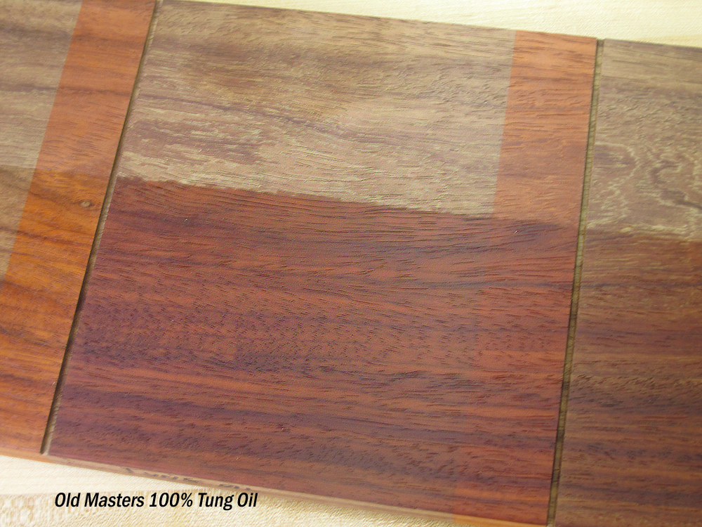 Elegant Conclusion: Best Wood Finish For African Padauk? Part 26