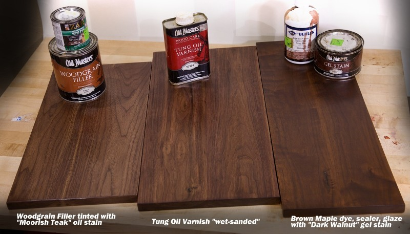 3 Tricks For A Beautiful Walnut Wood Finish Woodworkers
