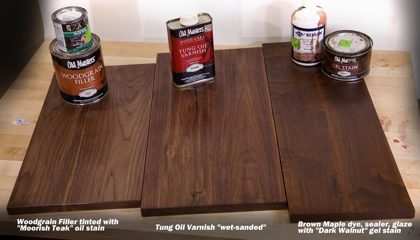 3 Tricks for a Beautiful Walnut Wood Finish. 3 Tricks for a Beautiful Walnut Wood Finish   Woodworkers Source Blog