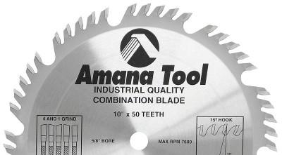 Combination Blade