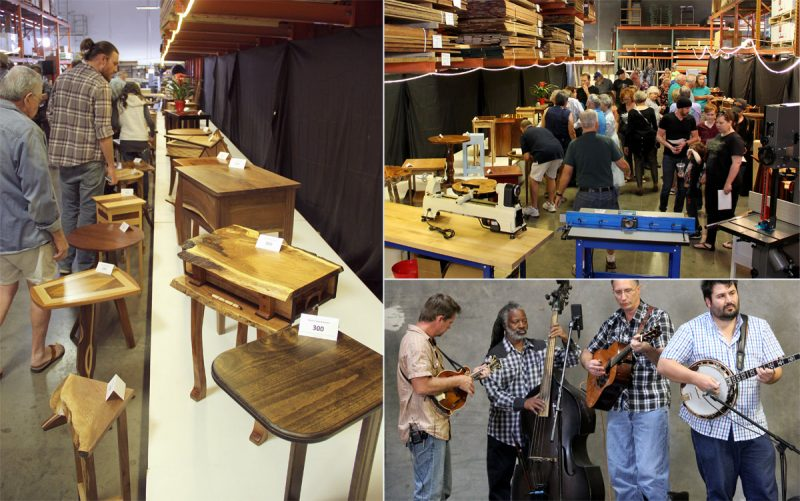 71 Awesome Accent Tables Entered In This Woodworking Contest