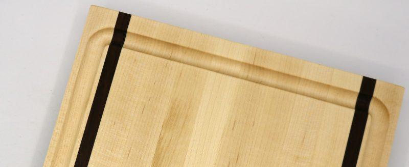 cutting board juice groove