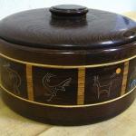 Wenge Bowl by Betsi Packwood