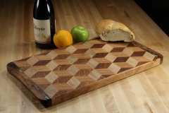 3D Cutting Board with Stand by Rick West