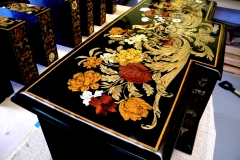 Marquetry Jewelry Box