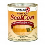 Zinseer SealCoat is the dewaxed shellac I used in this tutorial.