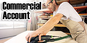 commercial account at Woodworkers Source