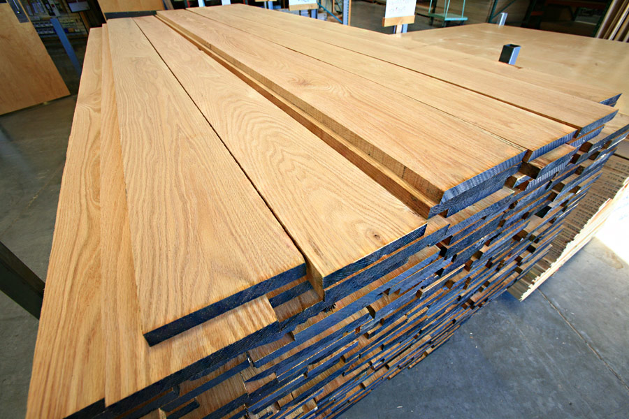 fas grade lumber select and better lumber hardwood