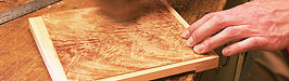 wood veneer for woodworking, exotic woods