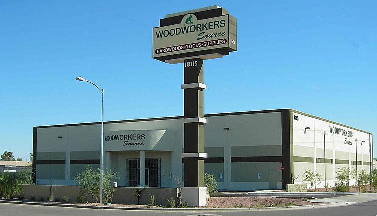 Woodworkers Source Rosewood Club Membership