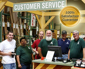 Woodworkers Source crew and satisfaction