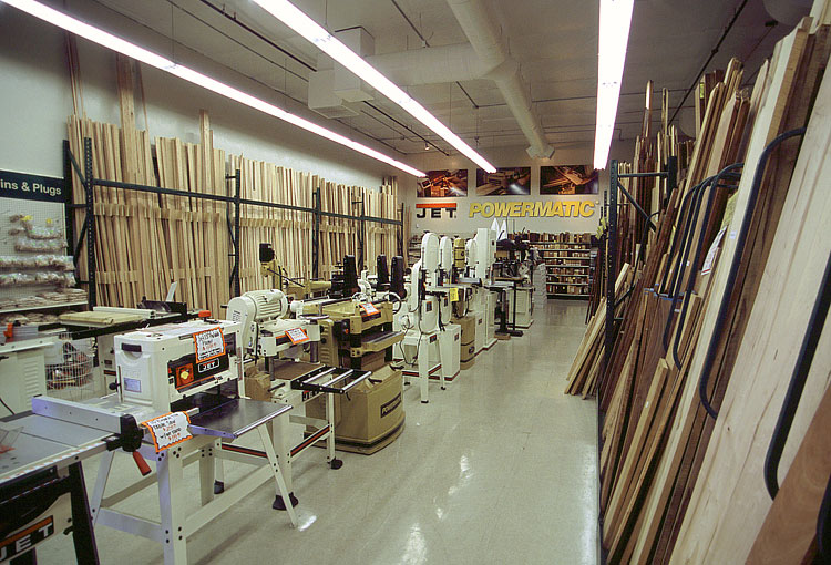 Tucson woodworkers source