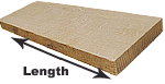 lumber lengths