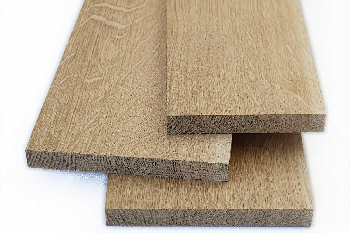 Quarter Sawn White Oak Lumber For Woodworkers Friendly Service Fast Shipping From Source