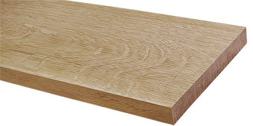 Quarter Sawn White Oak Lumber Wood, Quercus Alba Lumber For Woodworking
