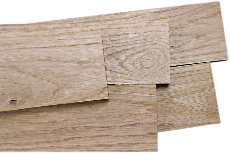 Flat Sawn White Oak on sale for woodworkers