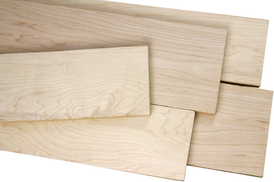 Hard White Maple on sale for woodworkers
