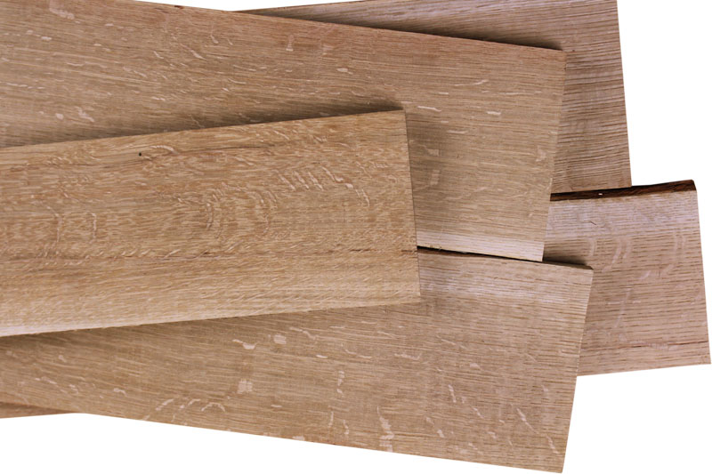 Quarter Sawn White Oak on sale for woodworkers
