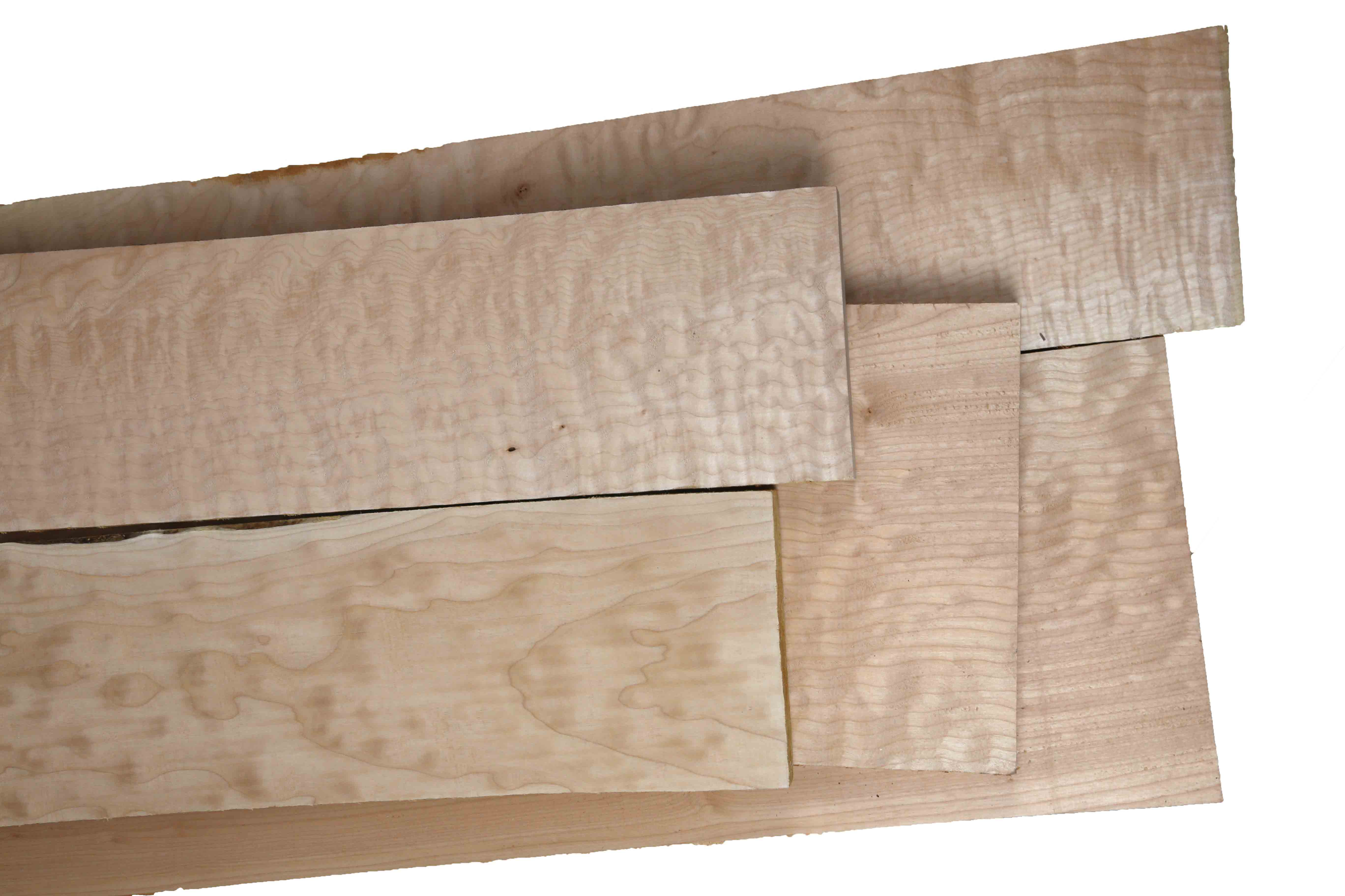 Quilted Maple on sale for woodworkers