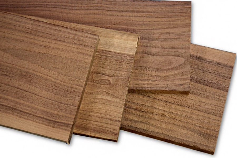 Walnut Lumber on sale for woodworkers