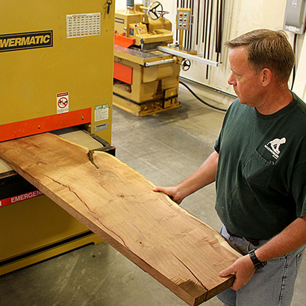 Custom Wood Cutting, Sanding, Planing & Milling at Woodworkers Source
