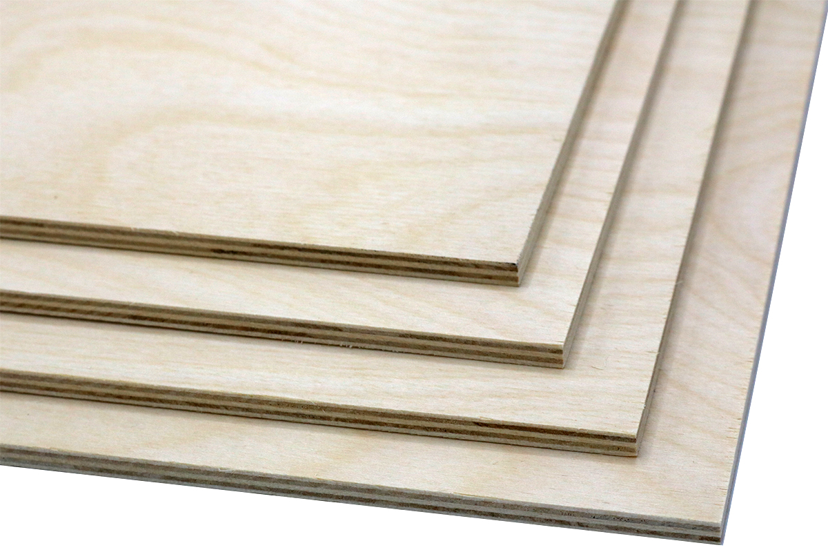 1 4 Baltic Birch Plywood Pack Choose Your Size Woodworkers Source