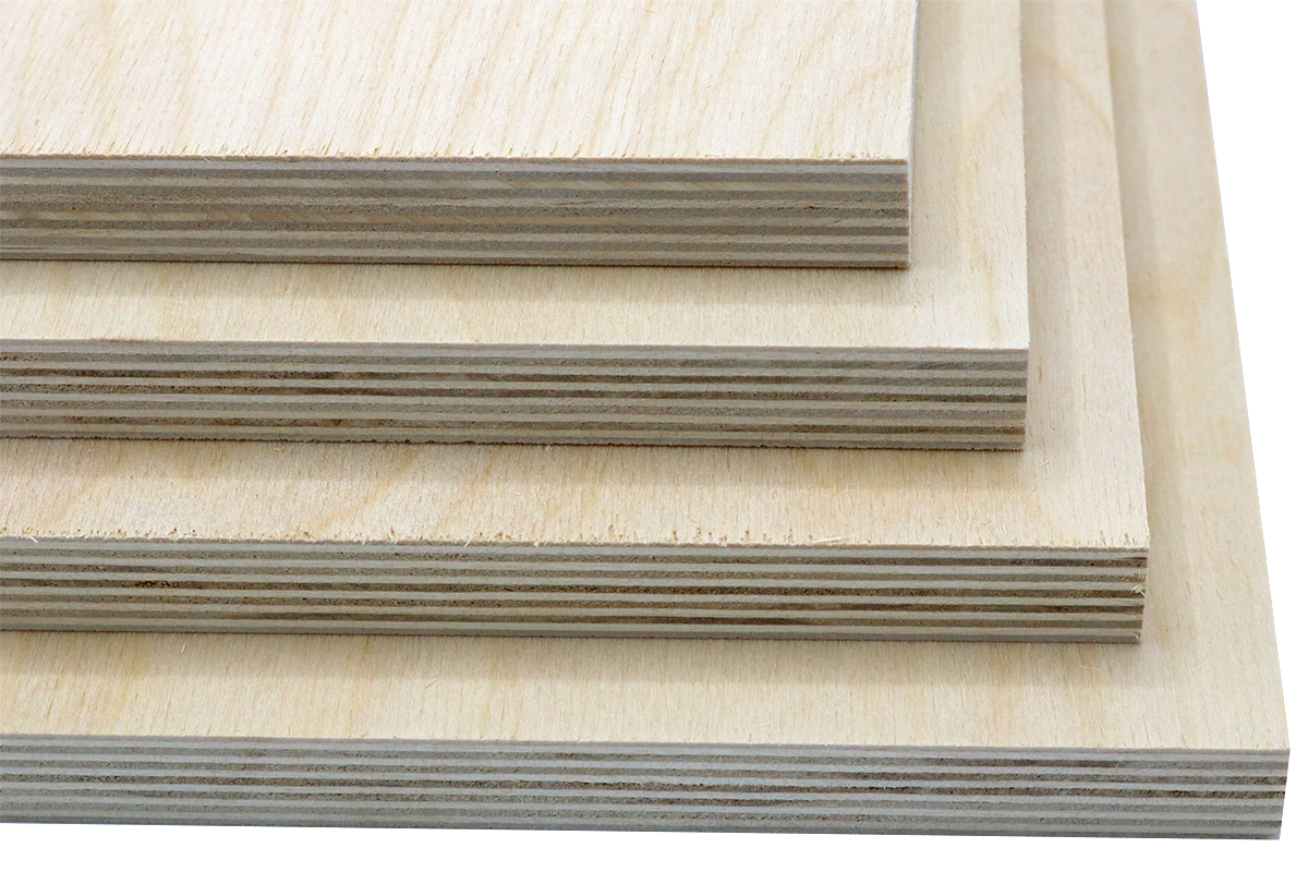 3 4 Baltic Birch Plywood Pack Choose