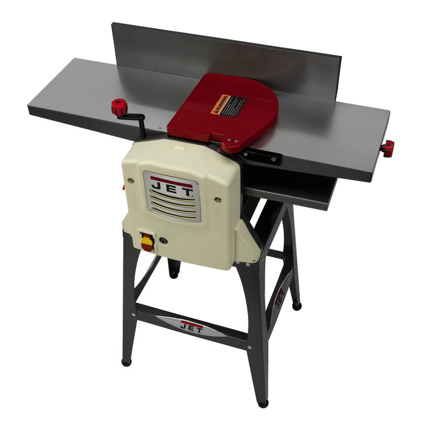Jet 10 Benchtop Planer Jointer W Stand Woodworkers Source