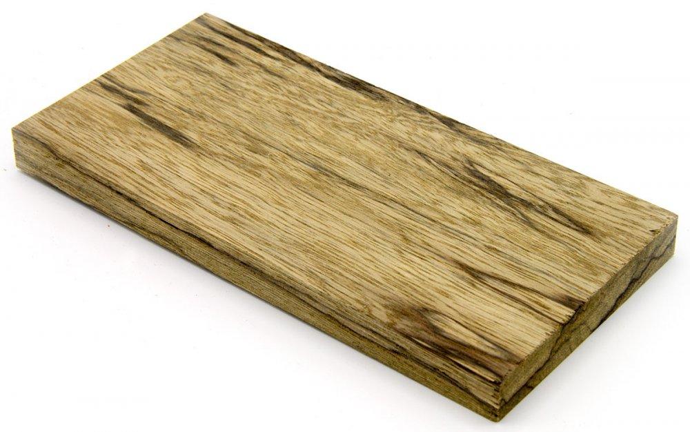 5332ba429 Limba Black Hardwood Sample (1/2